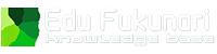 EduFukunari Logo