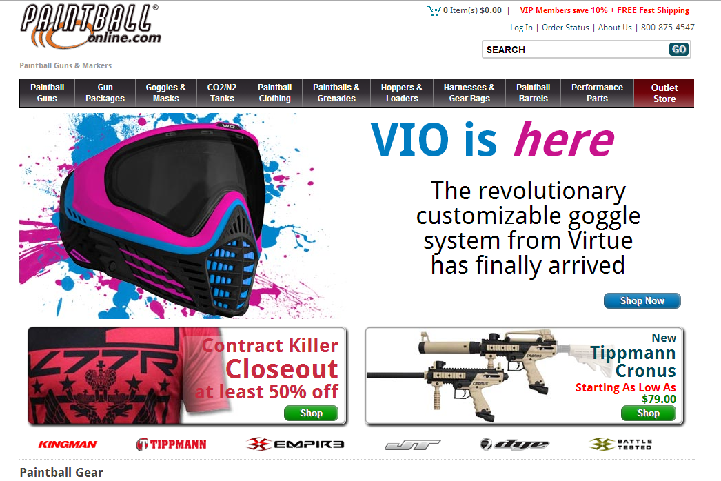paintballonline.com