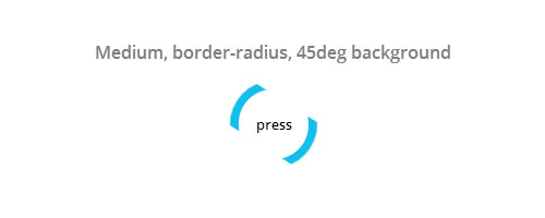 css3 Spin Buttons