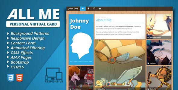 70 FLAT RESPONSIVE HTML WEBSITE TEMPLATES | Eduardo Akio