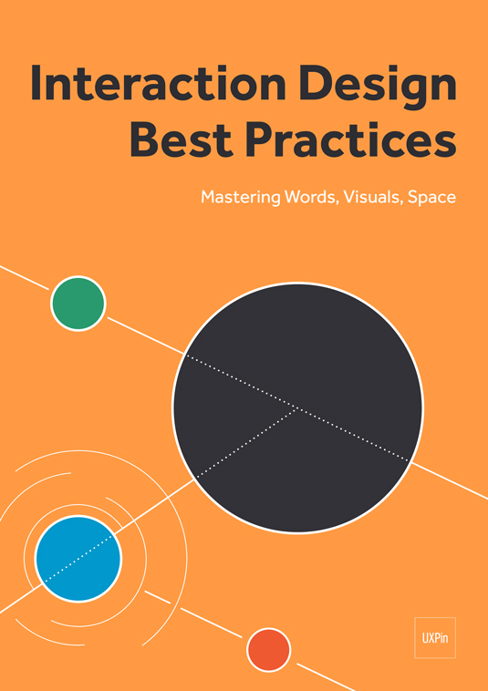 Interaction Design Best Practices: Words, Visuals, Space