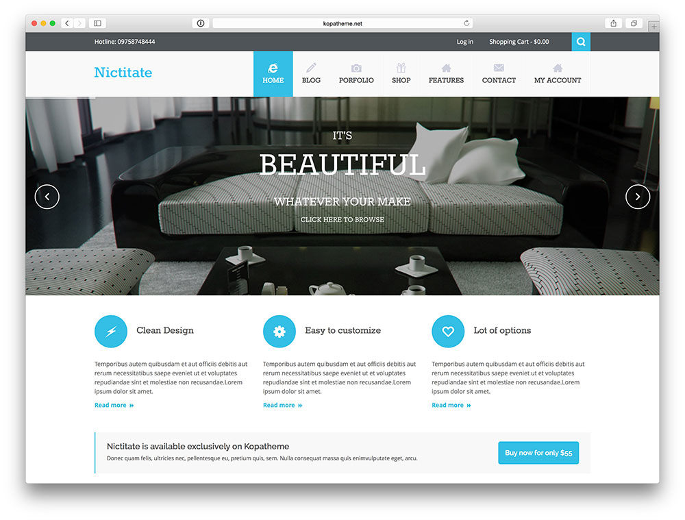 nictitate multipurpose business theme