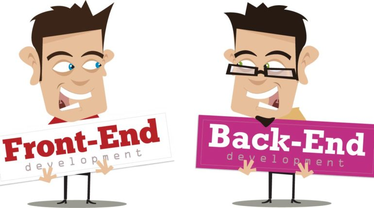 Front-end e Back-end entenda de uma vez por todas as diferenças